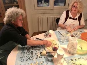 Silvia e Angela