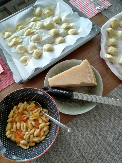 italian lunch
