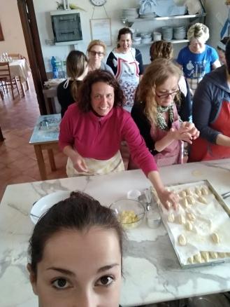Selfie_corso di pasta