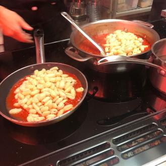 Gnocchetti time in London Sardina in Cucina