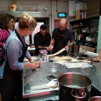 Workshop cucina sarda a Londra_Sardina in cucina