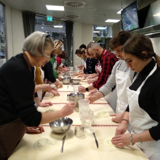 Sardina in cucina da Eataly