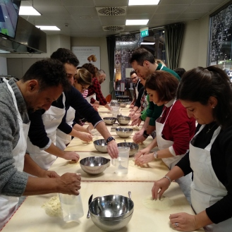 Seconda lezione Eataly Milano Sardinaincucina