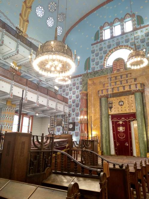 Sinagoga Budapest