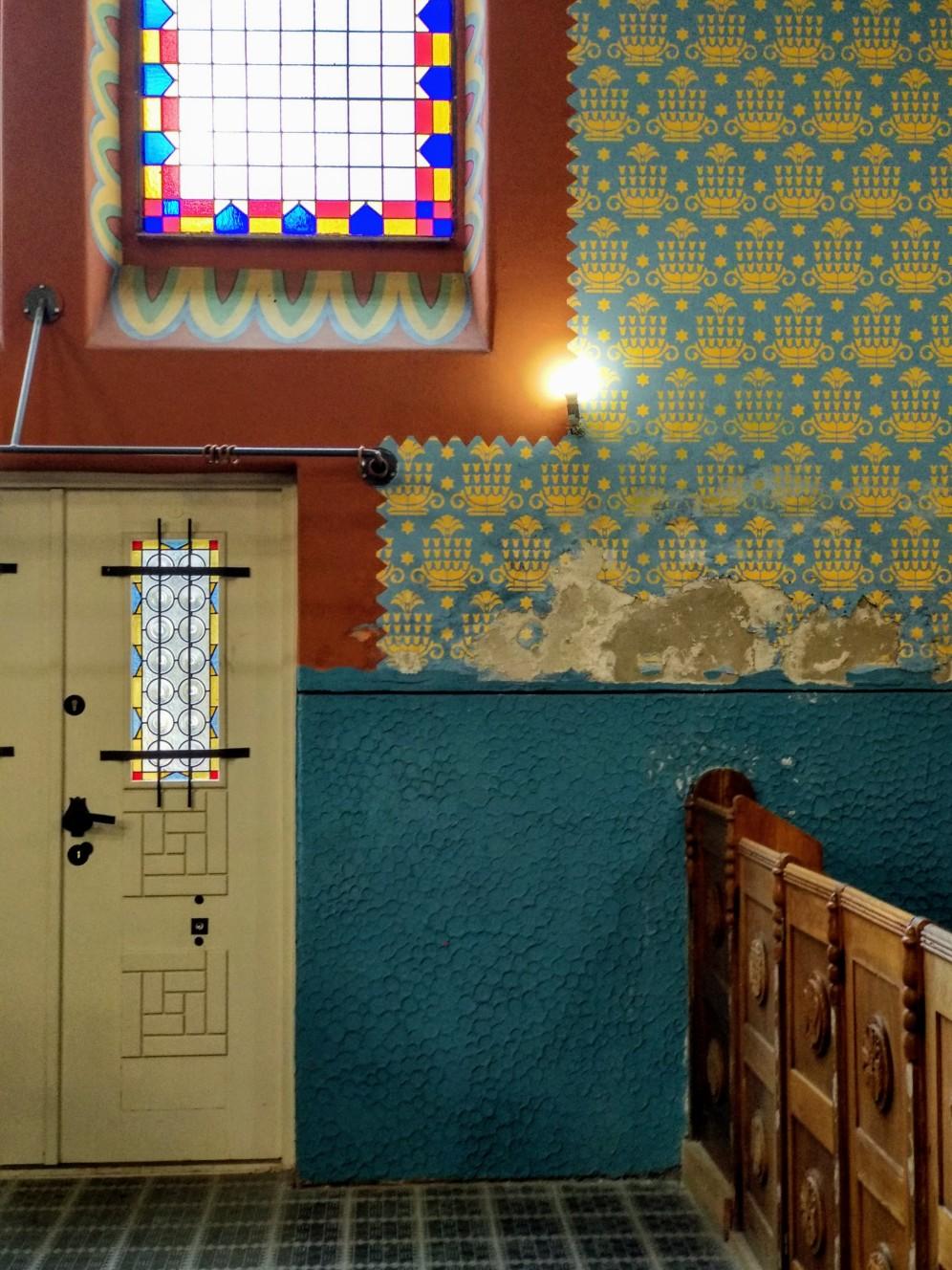 Sinagoga ebraico ortodossa di Budapest